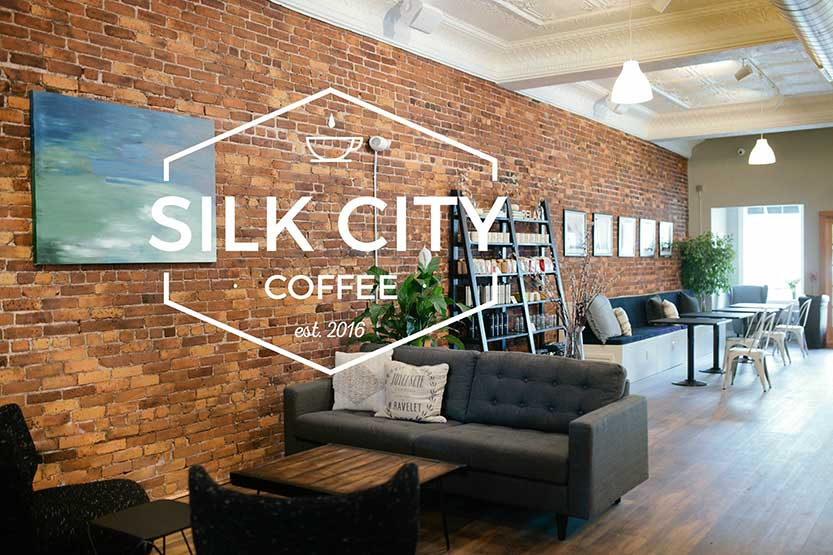 Silk City Coffee